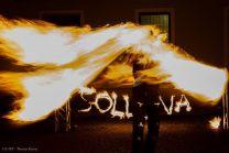 Feuershow Apokalypse