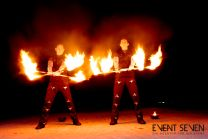 Showact Duo Feuershow