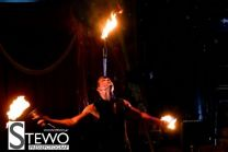 Showact Feuershow Alex
