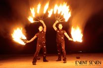 Showact Feuershow Chris
