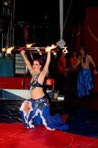 Feuershow Circus