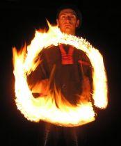 Showact Feuershow Daniel
