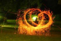 Feuershow Davinci Showact