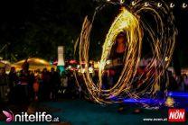 Showact Feuershow Tatjana