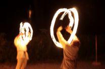 Showact Feuershow Gaukler Mittelalter