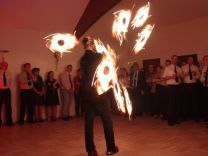 Indoor Feuershow