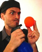 Jongliershow Zirkusshow Bühnenshow