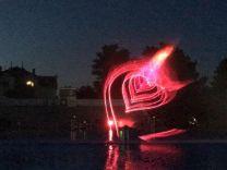 Lasershow Hochzeit