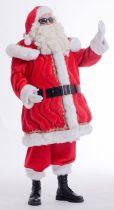 Lebende Statue living Doll Weihnachtsmann