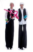 Stelzengeher Ballonmodellieren