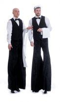 Stelzengeher Kellner Duo