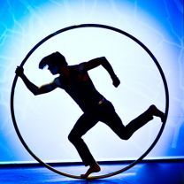 Cyr Wheel Showact