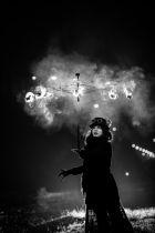 Feuershow Wien