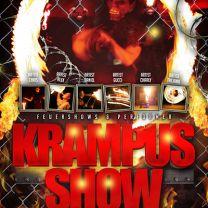 Showact Feuershow Krampus Feuershow Perchten