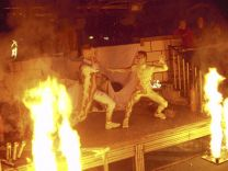 Showact Feuershow Fire & Ice