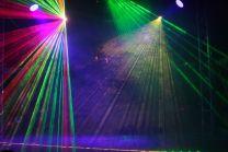 Lasershow Leuchtshow Lichtshow LED Show Showact