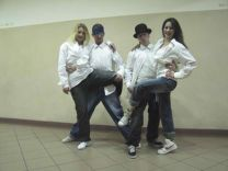 Showact Breakdance Latino