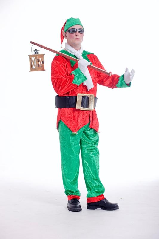 Santas Kleine Helferlein